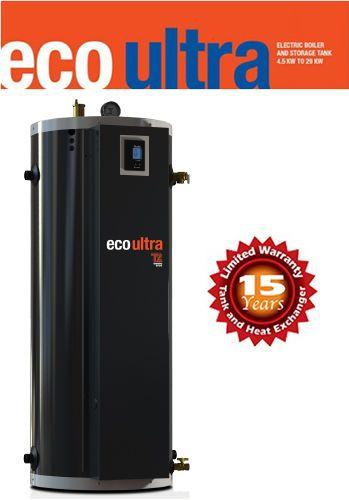 Eco ULTRA – Supplemental  Back Up for Heat Pumps
