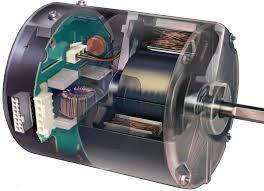 3 phase direct drive motor