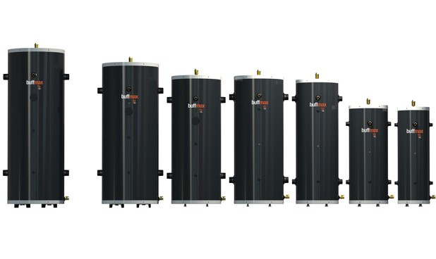 BUFFMAX Hydronic Buffer Tanks