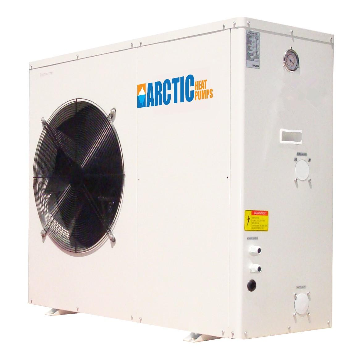 Arctic SPA Heat Pump – 10 Kw