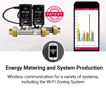 Energy Metering and System Production