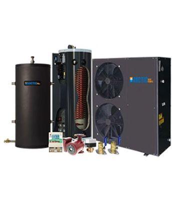 Domestic Hot Water Dual Tank