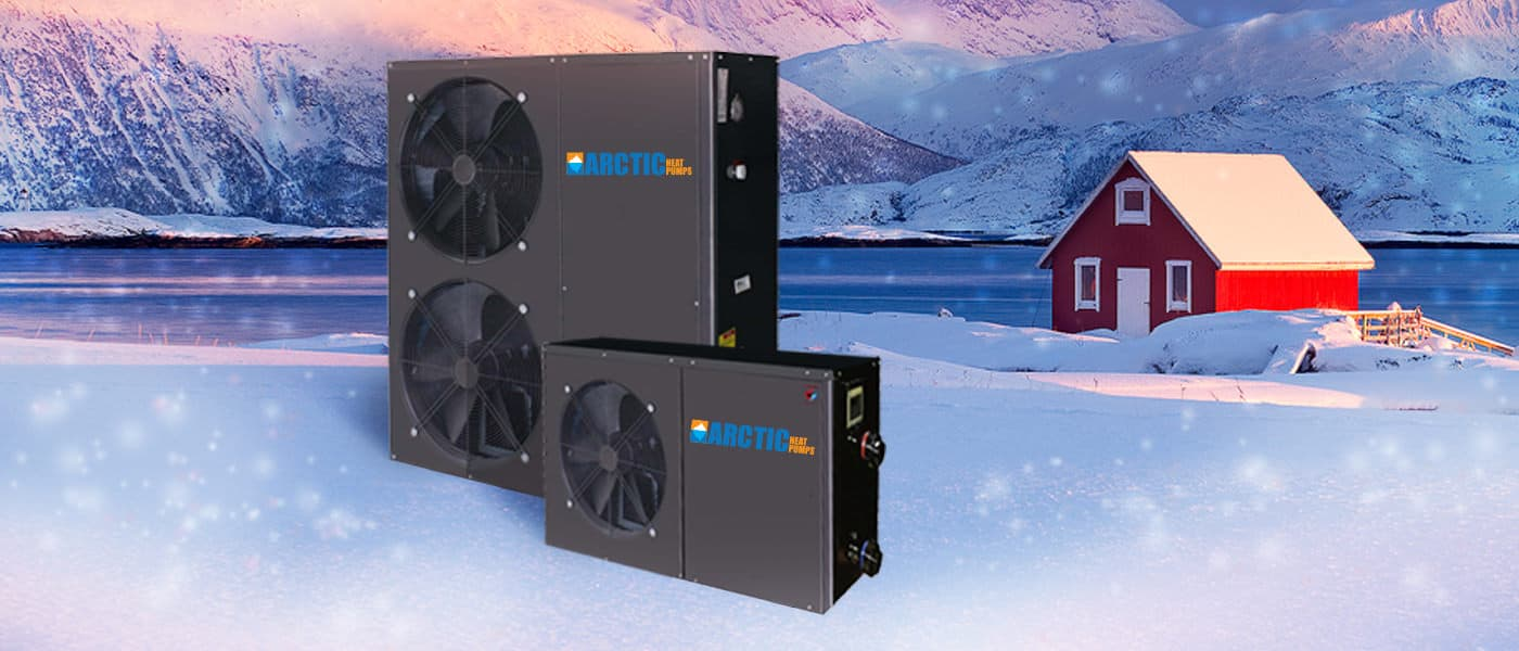 Arctic Heat Pumps Cold Climate Air To Water Heat Pumps