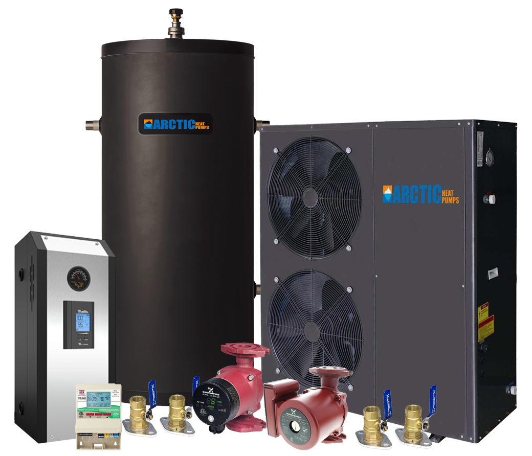 Pre Package Heat Pumps