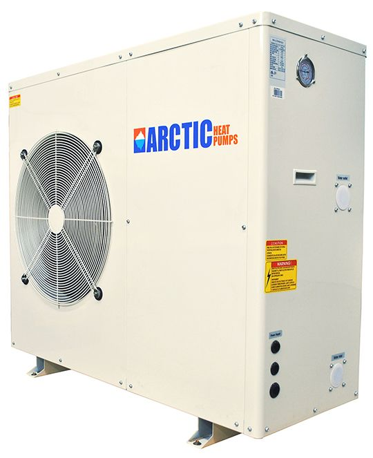 Arctic Heat Pump SPA-045ZA - 15 Kw 50,000 BTU