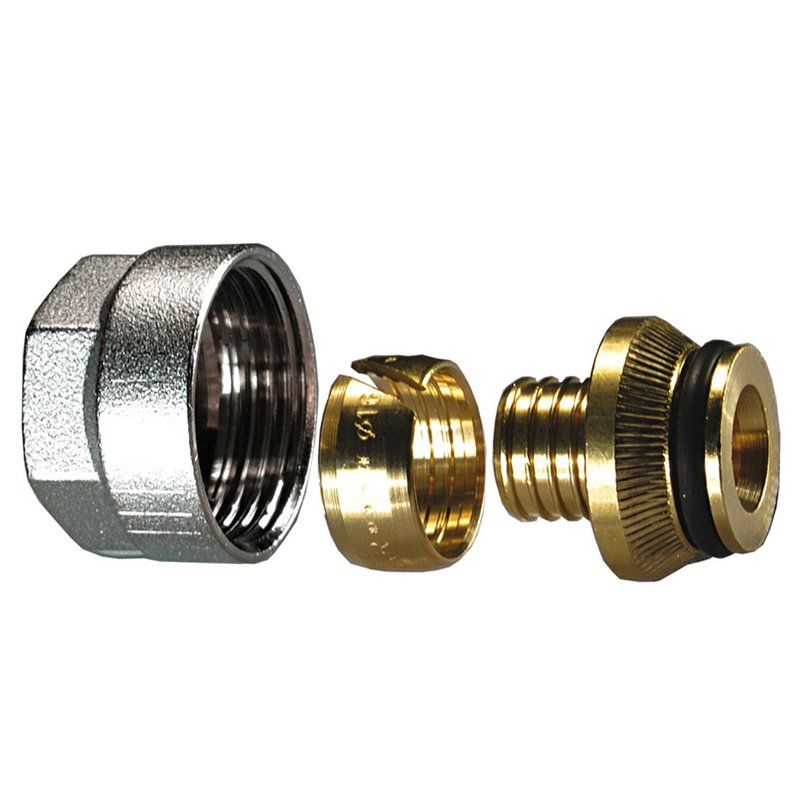 1/2 IVAR - PEX Connection Fittings - 2 Pack