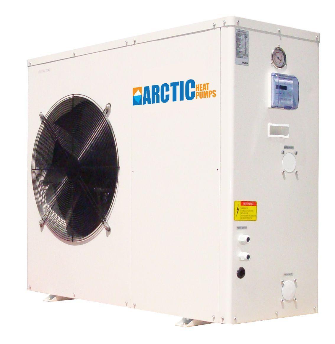 Arctic Heat Pump SPA-025ZA - 10 Kw 35,000 BTU