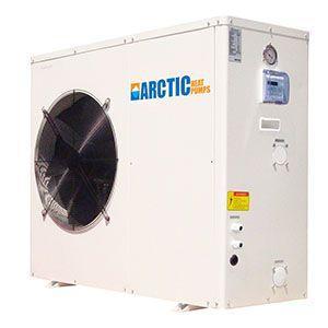 Arctic Heat Pump Spa - 10kw - 35,000 BTU