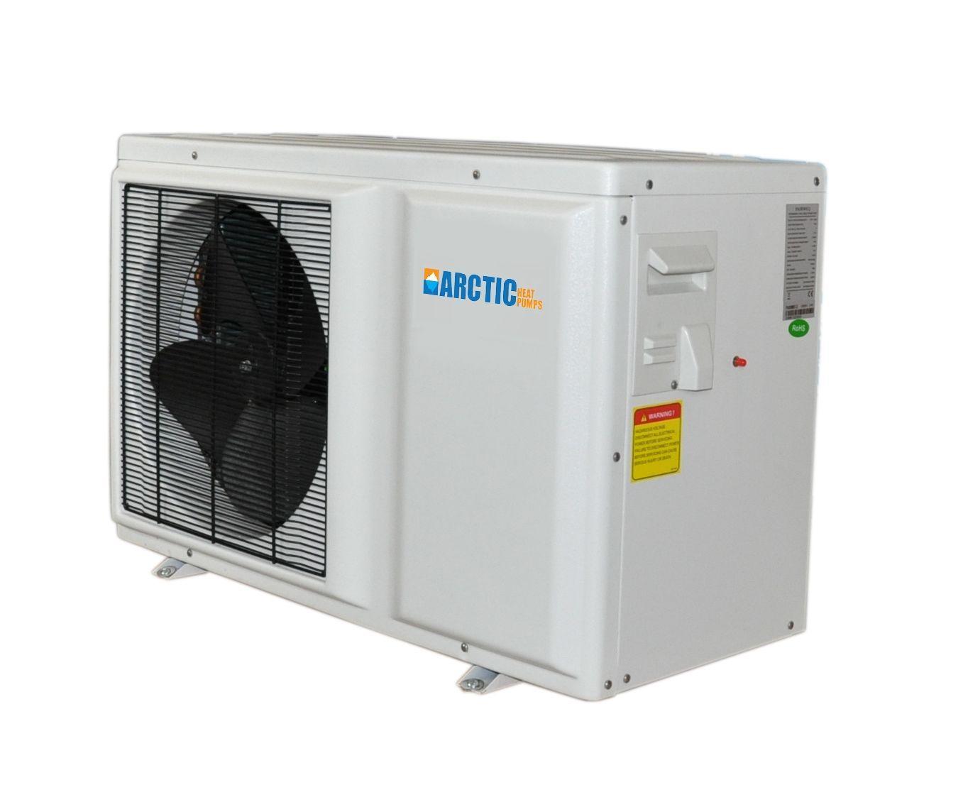 Arctic Heat Pump for Spas - PASRW012