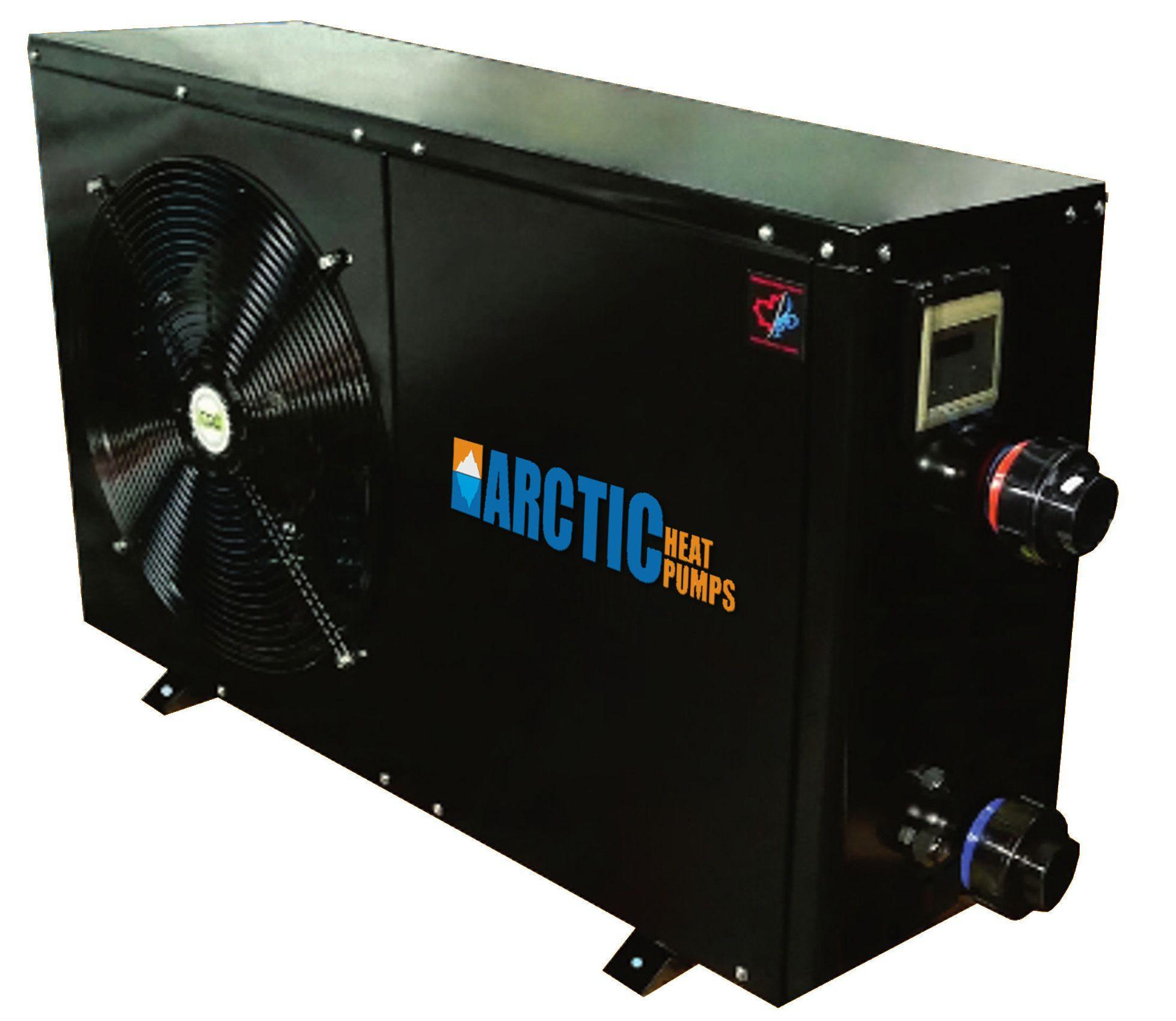 Arctic Heat Pump for Spas - SPA50