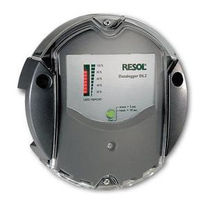 RESOL DL2 Data Logger – Online Access