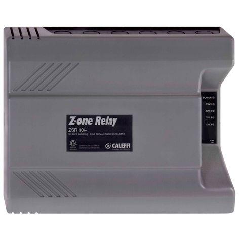Caleffi ZSR104 - Z-one™ Relay (four zone)