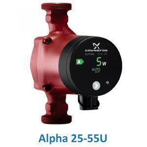 """PAW Hydronic Heating Pump Station K33-1"""" With Thermostatic Mixing Valve"""
