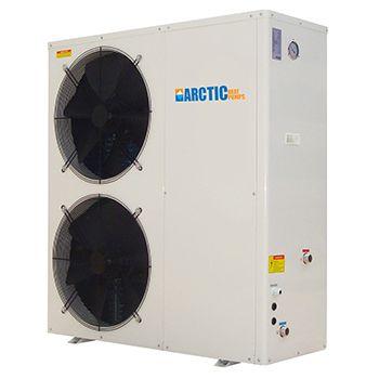 Arctic Titanium Heat Pump for Swimming Pools and Spas - Heats & Chills - 88,000 BTU - DC Inverter