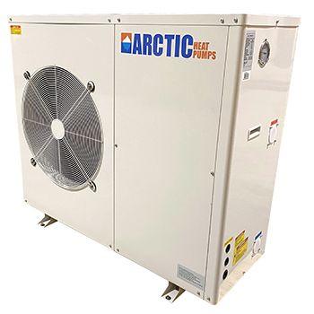Arctic Titanium Heat Pump for Swimming Pools and Spas - Heats & Chills - 60,000 BTU - DC Inverter