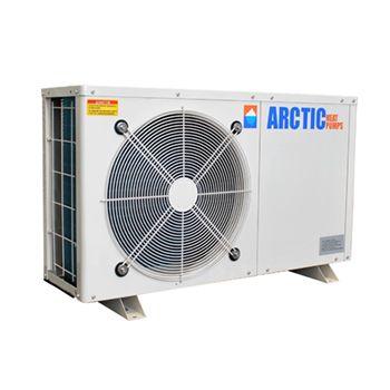 Arctic Titanium Heat Pump for Swimming Pools and Spas - Heats & Chills - 11,700 BTU - DC Inverter