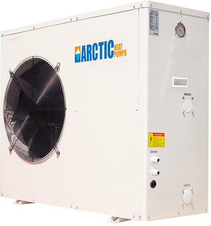 Arctic Heat Pump Spa – 10kw